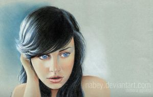 In blue by nabey