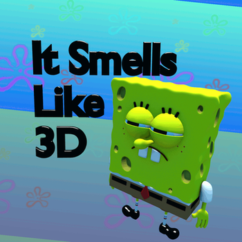 Smells like 3D by cglucid