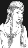 Galadriel by andre-ma