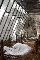 The old greenhouse by Robalka