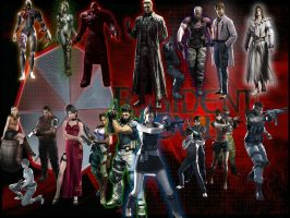 Resident Evil by lordi114