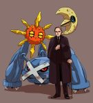SH+PKMN - Napoleon of Crime by FerioWind
