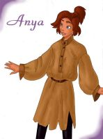 Anya the Orphan by aurum-femina