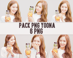 Pack PNG #120: SNSD's YoonA by jimikwon2518