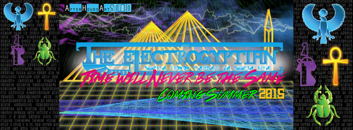 Electrogyptian FB Banner by nickjuliano