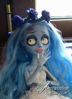 The Corpse Bride 3 by AmarantineCustomDoll