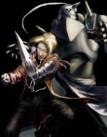 The Brothers Elric by Doomsplosion