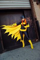Barbra Gordon Batgirl - Batman by Mostflogged