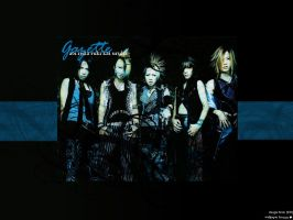 Gazette Wallpaper by supastar3793