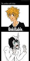 The Problem with Ichigo by sepher77