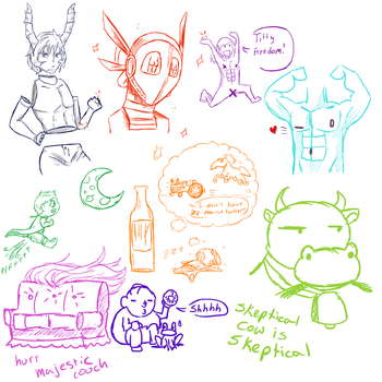 10/15/2014 Join.me Sketches by STsketch