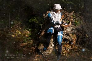 Sheik - Lost Woods by TerminaCosplay