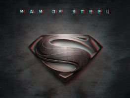 Man of Steel 3-D conversion by MVRamsey