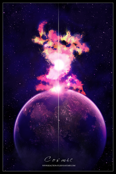 Cosmic by r3action-fx