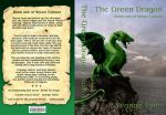 Book Cover Green Dragon by CouchyCreature