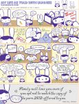 my life as told with bunnies by ilovegravy