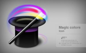 Magic Colors icon by AndexDesign