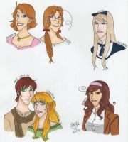 APH: Marker Doodles by Jetsir