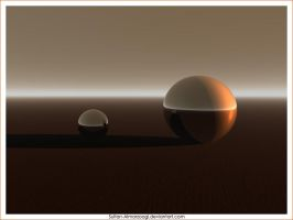 Two Marbles - Infinit lands by Sultan-Almarzoogi