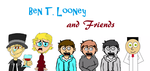 Ben T. Looney and Friends Poster by Rich4270