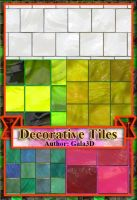 Decorative Tiles by Gala3d