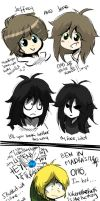 JeffxJanexBenxBeninsanity- THE PAST!! by LiizEsparza-Chan