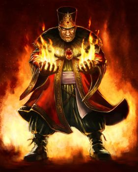 Firelord by Smolin