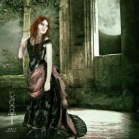 The Attic of the Roses by vampirekingdom