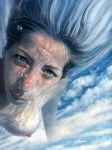 """detail""""Swim in the sky"""" by mahirates"""