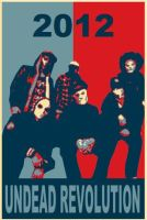 Undead Revolution 2012 by HUKissy