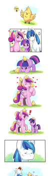 Chicky Situation by Ende26
