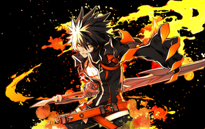 Wallpaper RecklessFist Raven (Elsword) by LuckyShiney