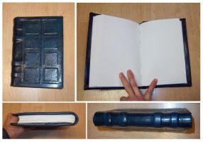 River Song's Journal by DanTheLefty