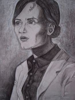 Dr. Allison Cameron-Pope by livingcontradiction