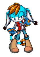 Sonic Character Base By R-No71 by Eva-1999