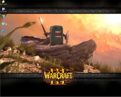 Warcraft 3 Domo by morphiasx