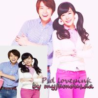 psd love pink by MyFamous