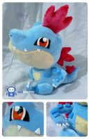 Feraligatr by BlueRobotto