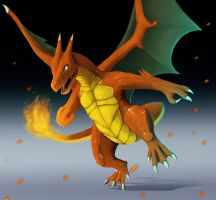Charizard by Dragonborn91