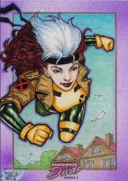 Rogue Marvel Dangerous Divas 2 by JASONS21