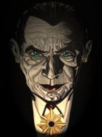 Count Dracula Bela Lugosi by markwilliams