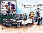 Caddy For Sale by Sketchywolf-13
