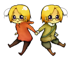 APH - Canada x2 by chiaky