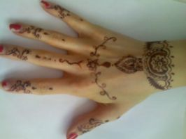 Fake Henna 7 by Beffychan