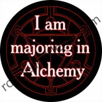 Button: Alchemy Major by Rogue24