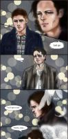 Supernatural S9.10 Road Trip fanfic : Just go by noji1203