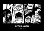 T : One Piece 4 Moria by DRUNKENunicorn756