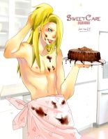DEIDARA CAKE WITH REAL NUTS by Lairam