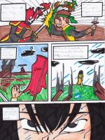 """page 2 of comic """"Toph"""" by Isdailic"""