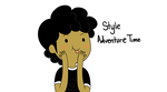 Style: Adventure Time by KeatonTS